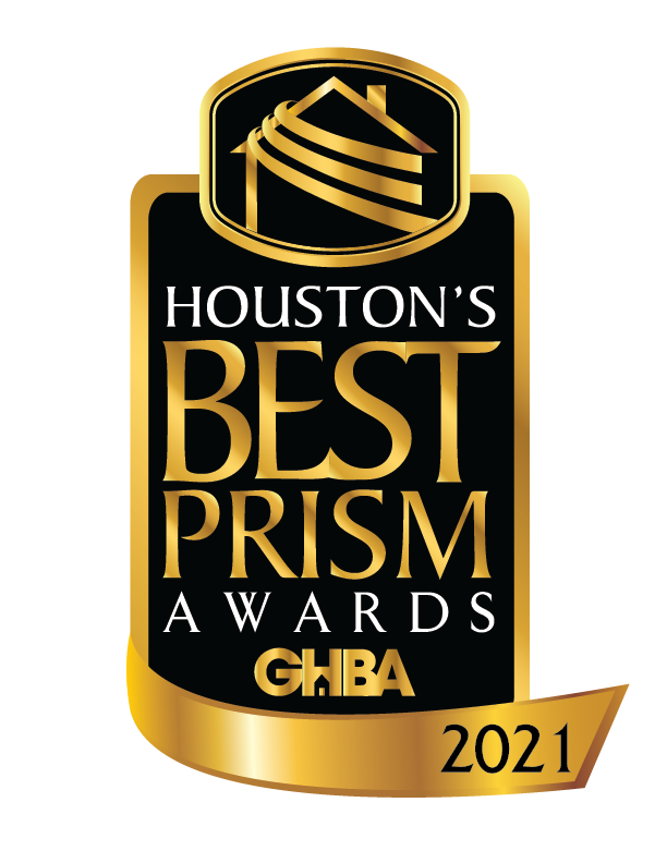Houston's Best PRISM Awards logo