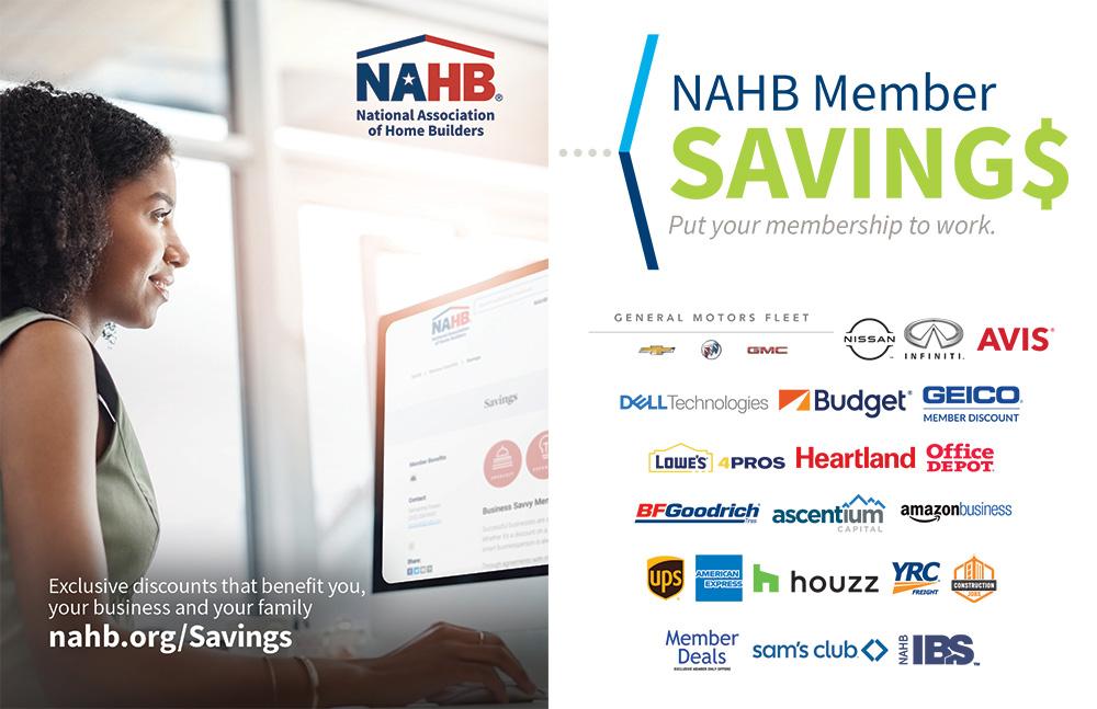 nahb member advantage