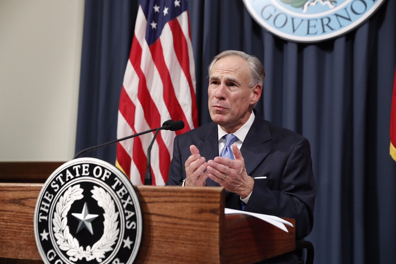 Governor Abbott calls special session of Texas Legislature