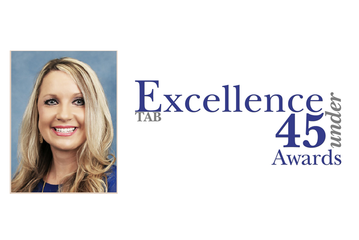 D'Ann Brown wins 2017 TAB excellence under 45 award