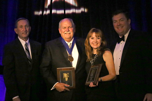 David Weekley inducted to Texas Housing Hall of Honor