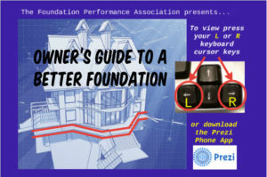 Owners Guide to a Better Foundation
