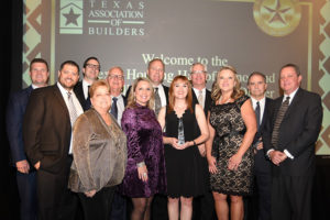 GHBA wins 2018 TAB Philanthropist of the Year award