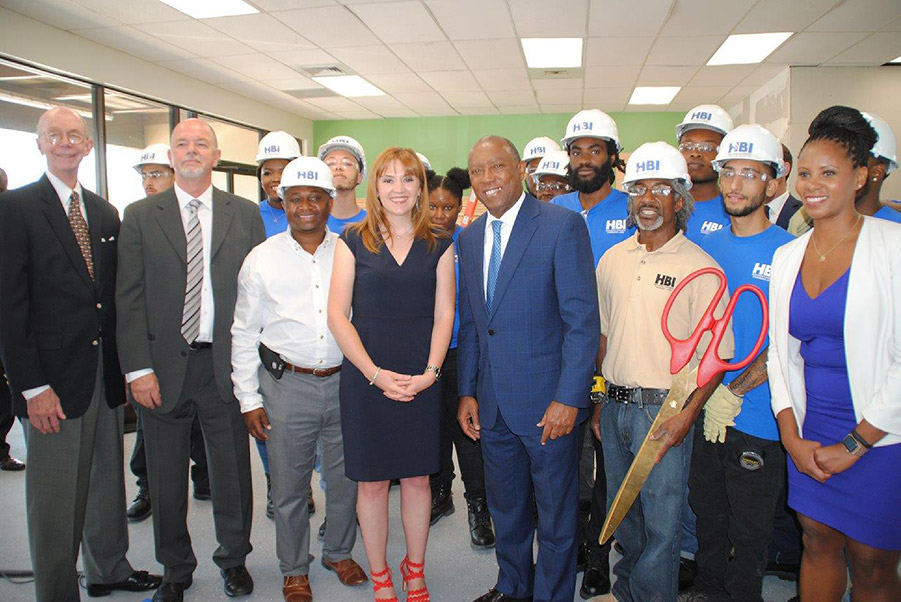 """Featured image for """"HBI Acres Homes Program Ribbon Cutting Launches Carpentry Education Program"""""""
