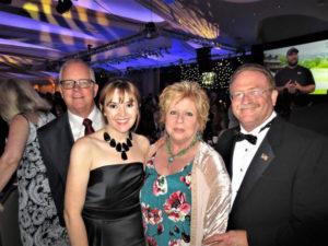 NAHB 75th anniversary gala