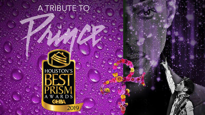 Houston's Best PRISM Awards 2019 theme A Tribute to Prince