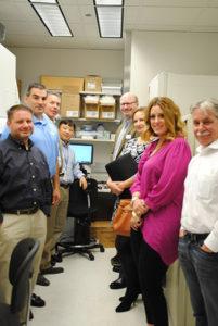 Benefit Homes Cancer Center Tour