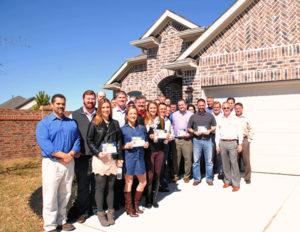 Benefit Homes vendor appreciation luncheon
