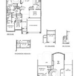 Westin Carter III floor plan Benefit Homes 2017