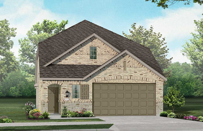 Westin Homes Carter III plan