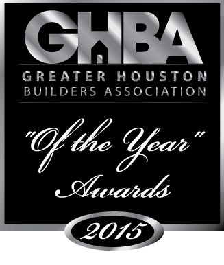 GHBA 2015 of the year awards logo