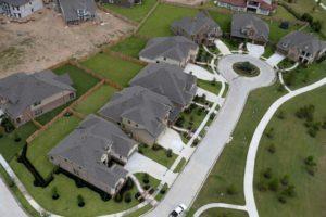 bridgeland aerial