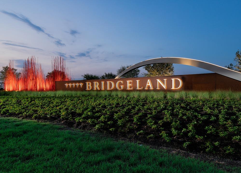 Bridgeland gateway