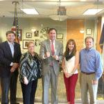 Congressman Pete Olson Defender of Housing Award