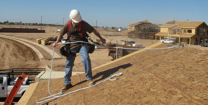 Roofing Safety Ghba