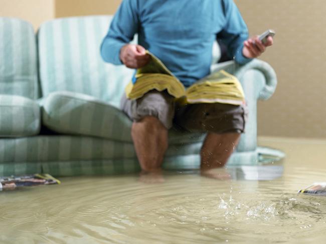 post flood home repairs