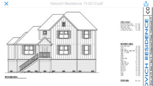Yelovich new home plan in Wedgewood