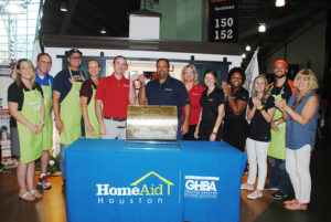 HomeAid Houston Project Playhouse drawing winner