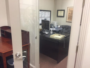 HomeAid Sneller office remodel