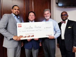 Wells Fargo donates $200,000 to HomeAid to help Harvey victims