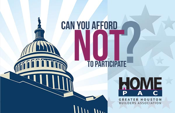 HOME-PAC 2018, can you afford not to participate?