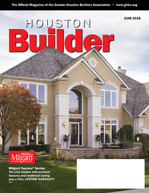 Houston Builder cover