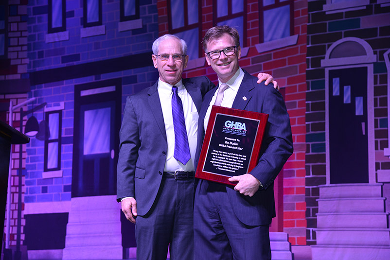 GHBA Installation Celebration 2018, Don Klein