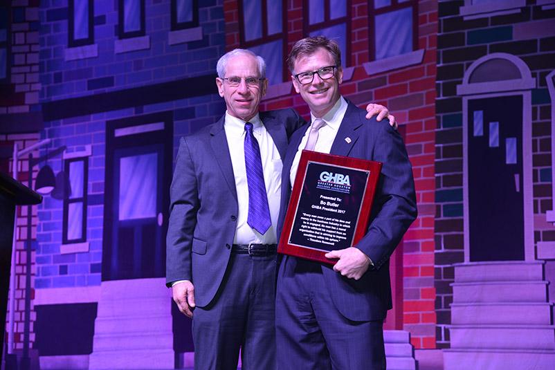 GHBA Installation Celebration 2018, Don Klein
