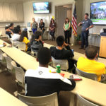 Jones Academy students visit GHBA construction education course