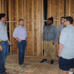 Jones Academy tours Butler Brothers Construction