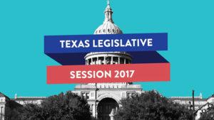 Texas legislative session 2017