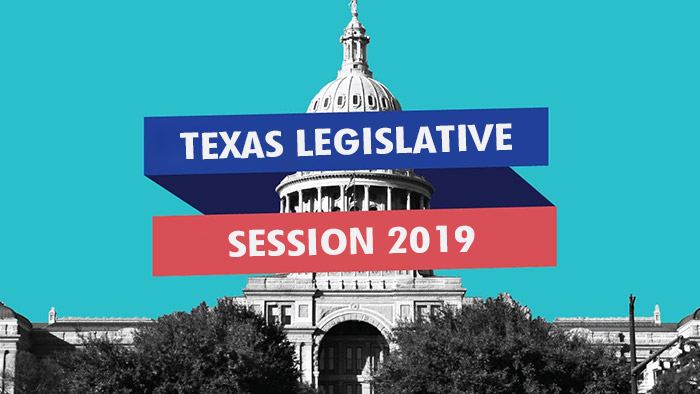 Texas Legislative Session 2019