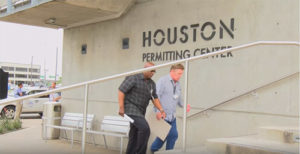Houston Permitting Center plan review