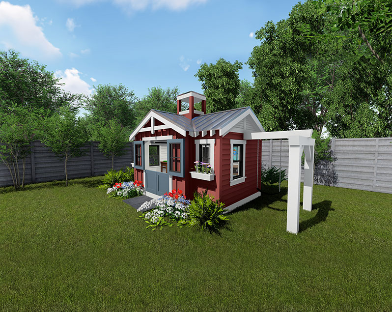 HomeAid Project Playhouse 2018