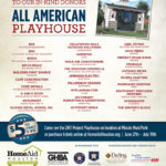 HomeAid Houston Project Playhouse 2017
