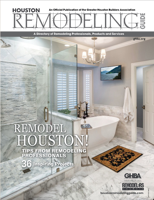 Houston Remodeling Guide cover