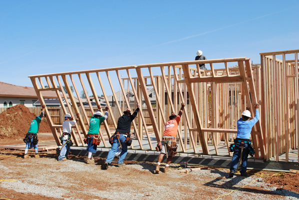 Rebuild with confidence hire a professional ghba for Building a house in texas