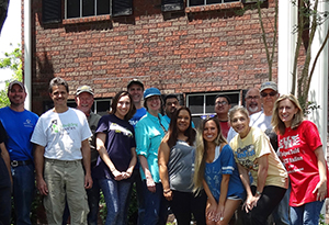 Remodelers Council charity work day 2016