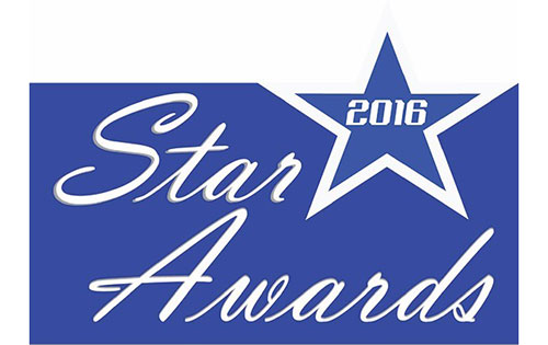 TAB Star Awards 2016 logo