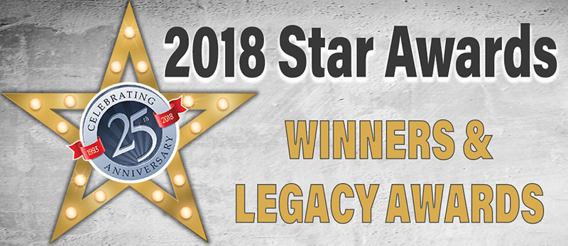 star award winners 2018