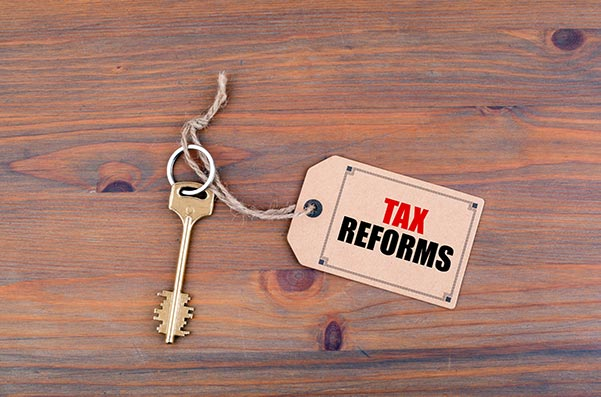 tax reform and housing
