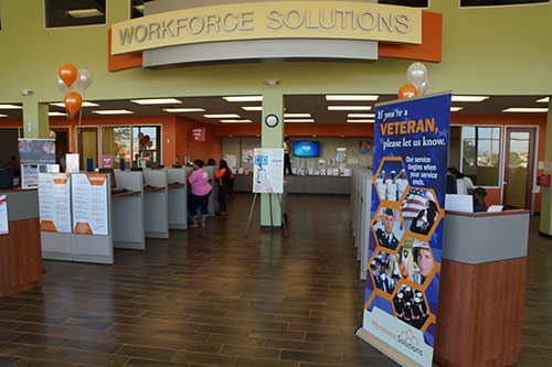 Workforce solutions career office